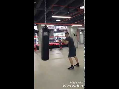Anaerobic Power Punching Drills
