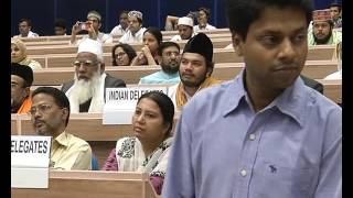 Syed Tanveer Hashmi speech (WSF) Organised by Aiumb