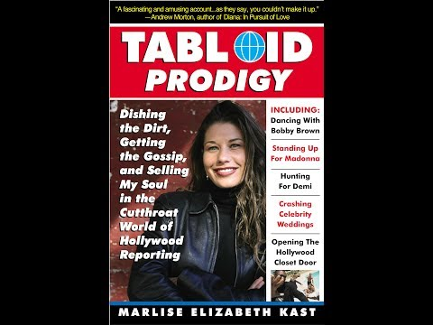 "Marlise Kast, author, ""Tabloid Prodigy"""