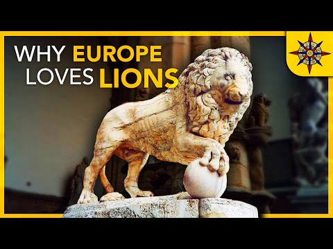The History of Lions in Europe