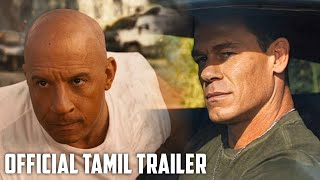Fast and Furious 9 - Official Tamil Trailer   (F9, Fast & Furious 9, தமிழ், 2021)   June 25