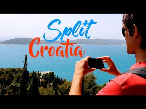 SPLIT || TRAVEL CROATIA || HISTORY, HIKES AND BEACHES || CROATIA VLOG #14