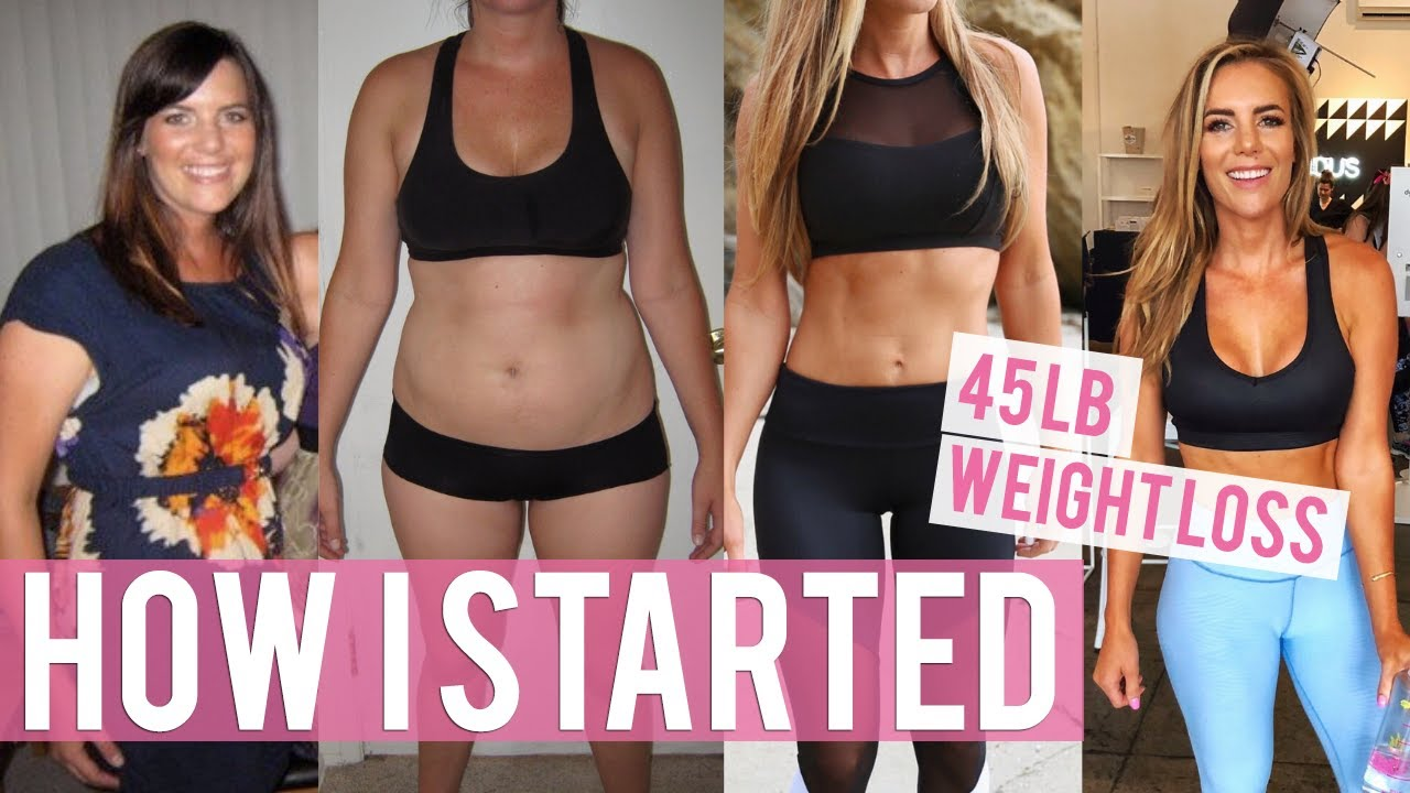 How to START Your Weight Loss Journey | 5 Ways to Get Results!