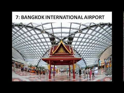 TOP 10 BIGGEST AND LARGEST AIRPORTS IN THE WORLD 2017