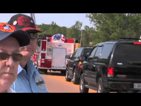 Ken Fox Emergency Services Tribute