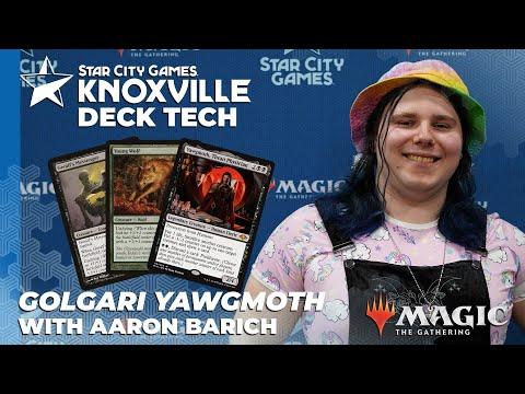 SCGKNOX Deck Tech: Golgari Yawgmoth With Aaron Barich