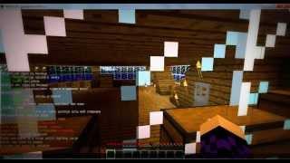 Учимся проходить стеклянные панели и заборы в Minecraft