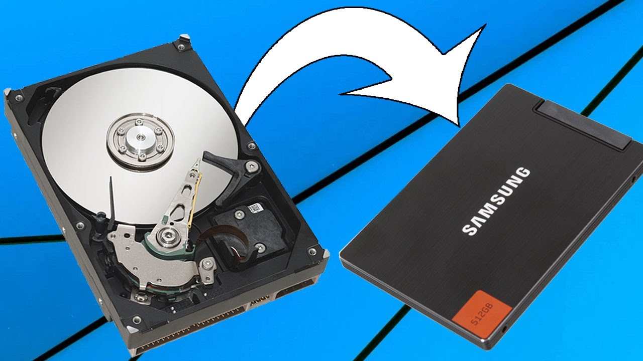 How To Clone a Hard Drive For Free! (Tutorial)