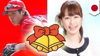 広島東洋カープの堂林翔太選手(23)が、交際を発表していたTBSの枡田絵...
