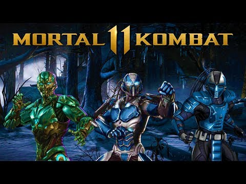 Mortal Kombat 11 - Triborg Subzero Shown In-Game! thumbnail