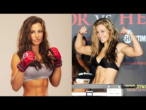 Miesha Tate | Training To Fight Holly Holm on UFC 196 | Highlights