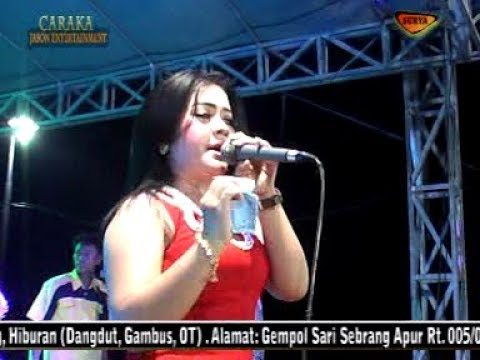 SENDIRI_Linda Enjoy_CARAKA Dangdut