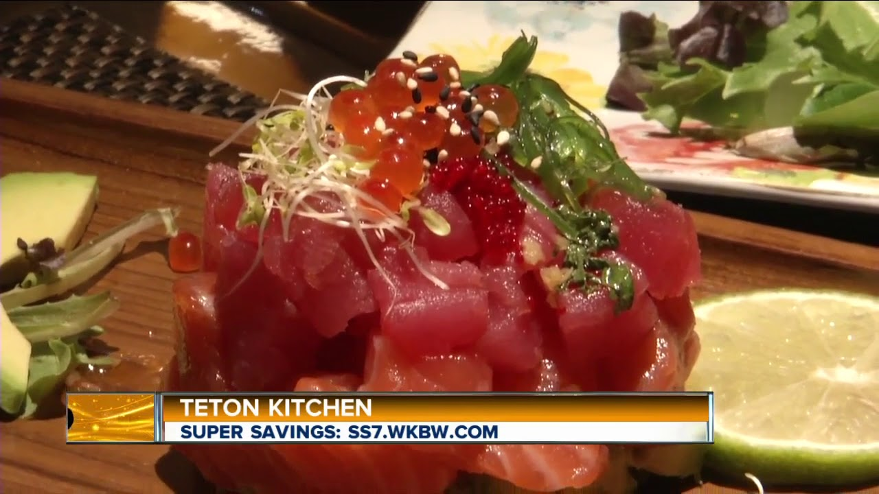 Teton Kitchen - YouTube