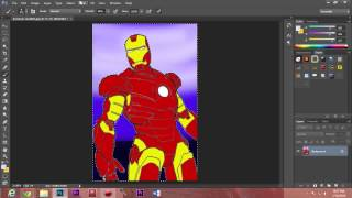 Iron Man Edition Speed Painting - Iron Man HD Wallpaper Download!