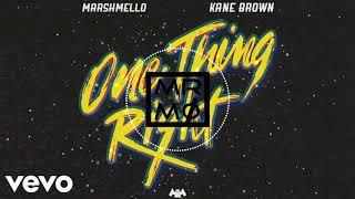 Marshmello, Kane Brown - One Thing Right (MrMo Remix)