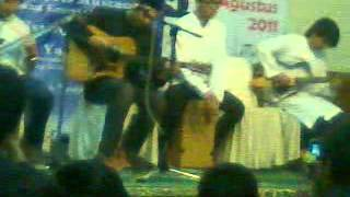 Insya Allah - Maher Zein Feat Fadly ~ #Cover By Ring Of Fire (Acoustic)