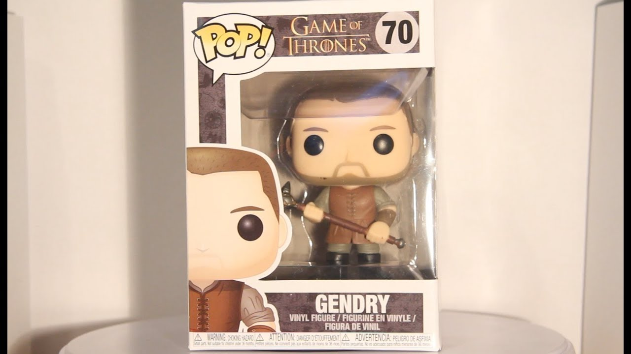 Gendry Pop Vinyl Game of Thrones