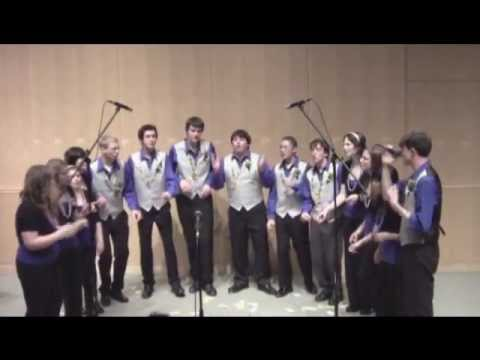 Let It Snow  - Olin Power Chords A Cappella