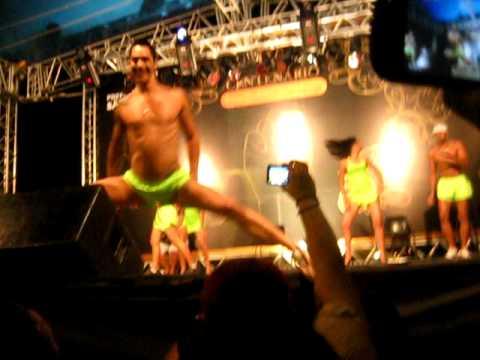 Axemix no Niver de Itaim 2011