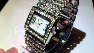 MONTRE STRASS LUXE