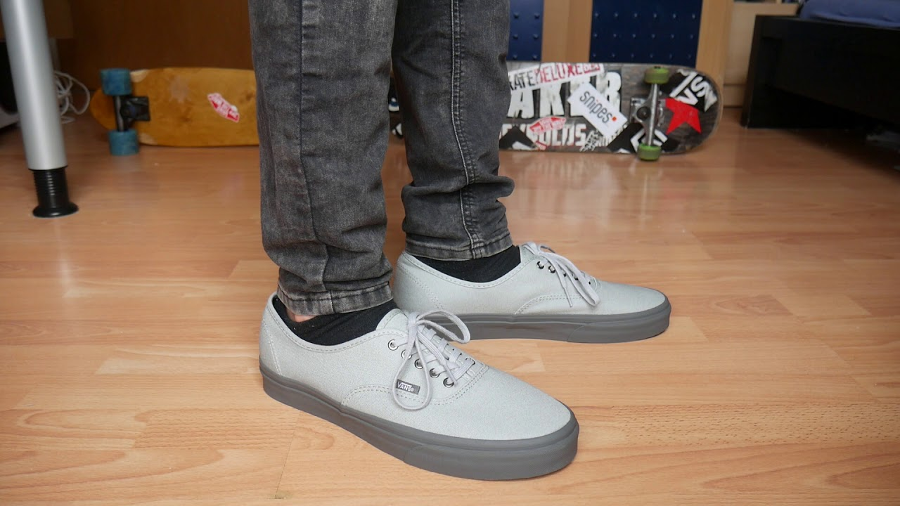 vans authentic c&d
