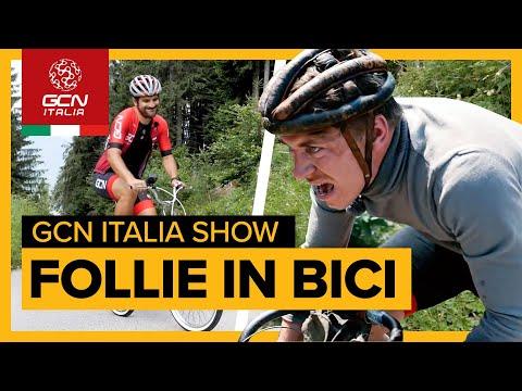 Quali sono le imprese più folli fatte in bici? | GCN ITALIA SHOW 83
