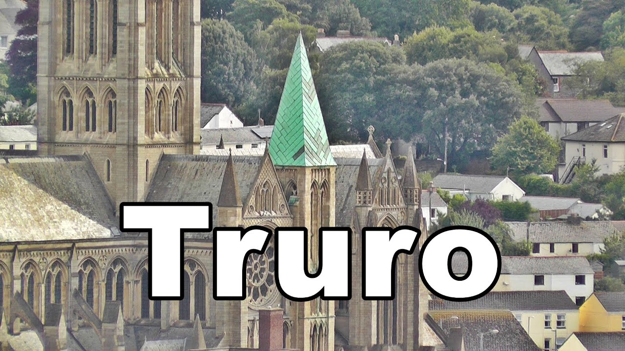truro city and cathedral in cornwall england youtube. Black Bedroom Furniture Sets. Home Design Ideas