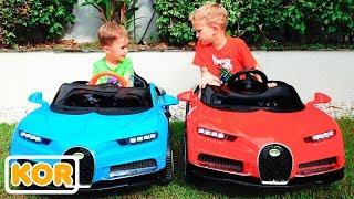 블라드와 니키타   어린이를위한 자동차에 대한 재미있는 이야기
