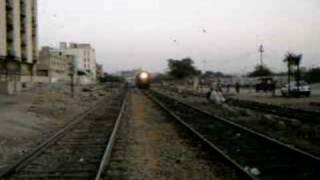 Karachi Circular Railway. Various snapshots taken around city.