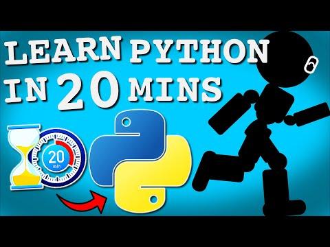 Python Tutorial for Beginners Full Python Programming Course 2019 thumbnail