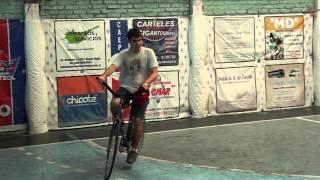 Proyecto Deportivo Especial Despertar - Franco en Bici