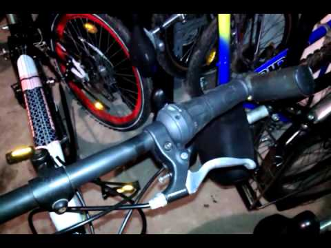 Mountec велосипед