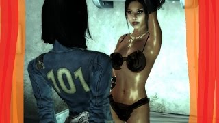 Fallout 2 - How to have SEX with mrs. Bishop without getting busted