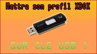 [TUTO] Mettre son profil xbox sur cle USB pour allez en LAN | WinR2
