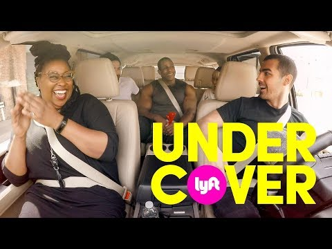 Thumbnail: Undercover Lyft with DNCE
