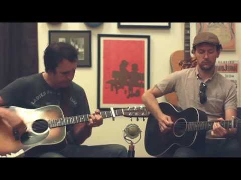 "Chuck Prophet - ""Wish Me Luck"" at the Fretboard Journal"