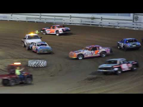 *June 22, 2019 IMCA Hobby Stock Feature at Independence Motor Speedway