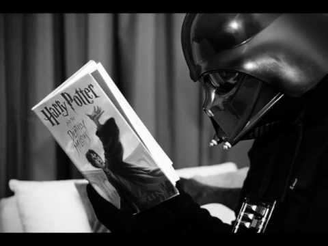 Star Wars - Imperial March (funny version) .wmv