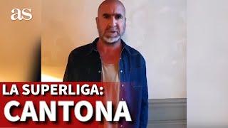 SUPERLIGA | El alegato de Cantona que resume lo que es el fútbol para muchos | Diario AS