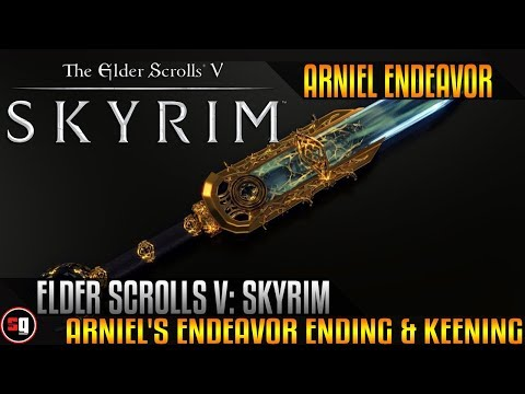 SKYRIM] Quest Guide - Arniel's Endeavor & Dwarven Cogs