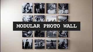 Photo Wall Prints for Documenting Life