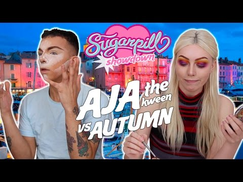 ❤ SUGARPILL DOWN  GET READY WITH ME STYLE ft. AJA THE KWEEN ❤