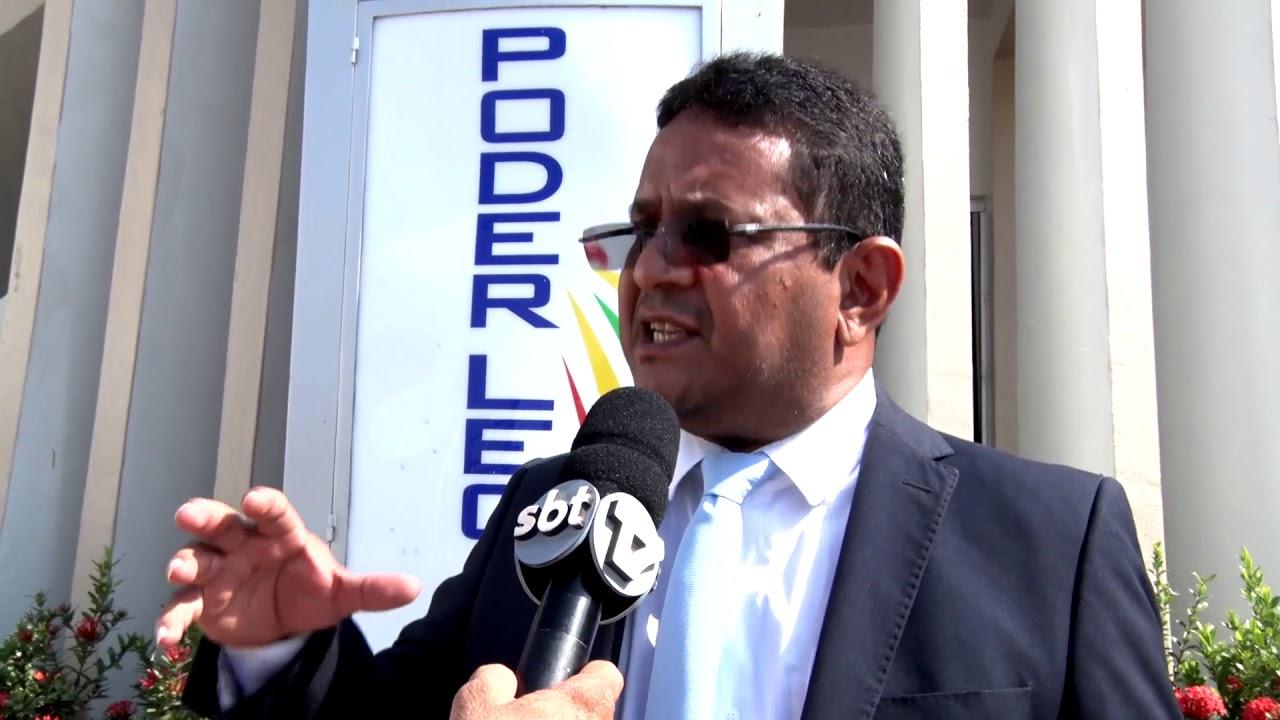 Vereador Davi Salomão PTC faz avaliação da primeira reunião do GT da Garimpagem 14 08 2019