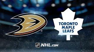 Bozak, Kadri lead Maple Leafs to 6-5 overtime win