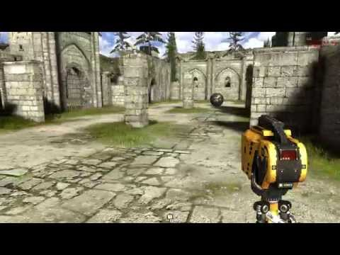 The Talos Principle Walkthrough (C6) Two Way Street