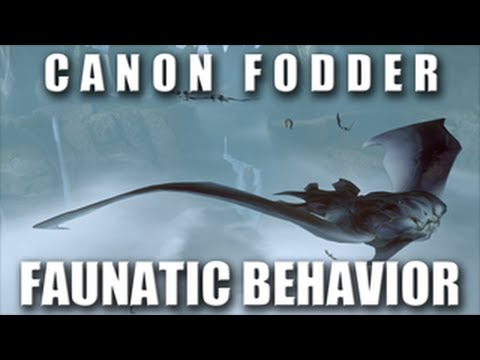 Canon Fodder - Faunatic Behavior