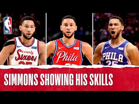 Best Of Ben Simmons | Part 1 | 2019-20 NBA Season