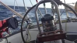 Azores to Cornwall , Najad 391 Henrietta