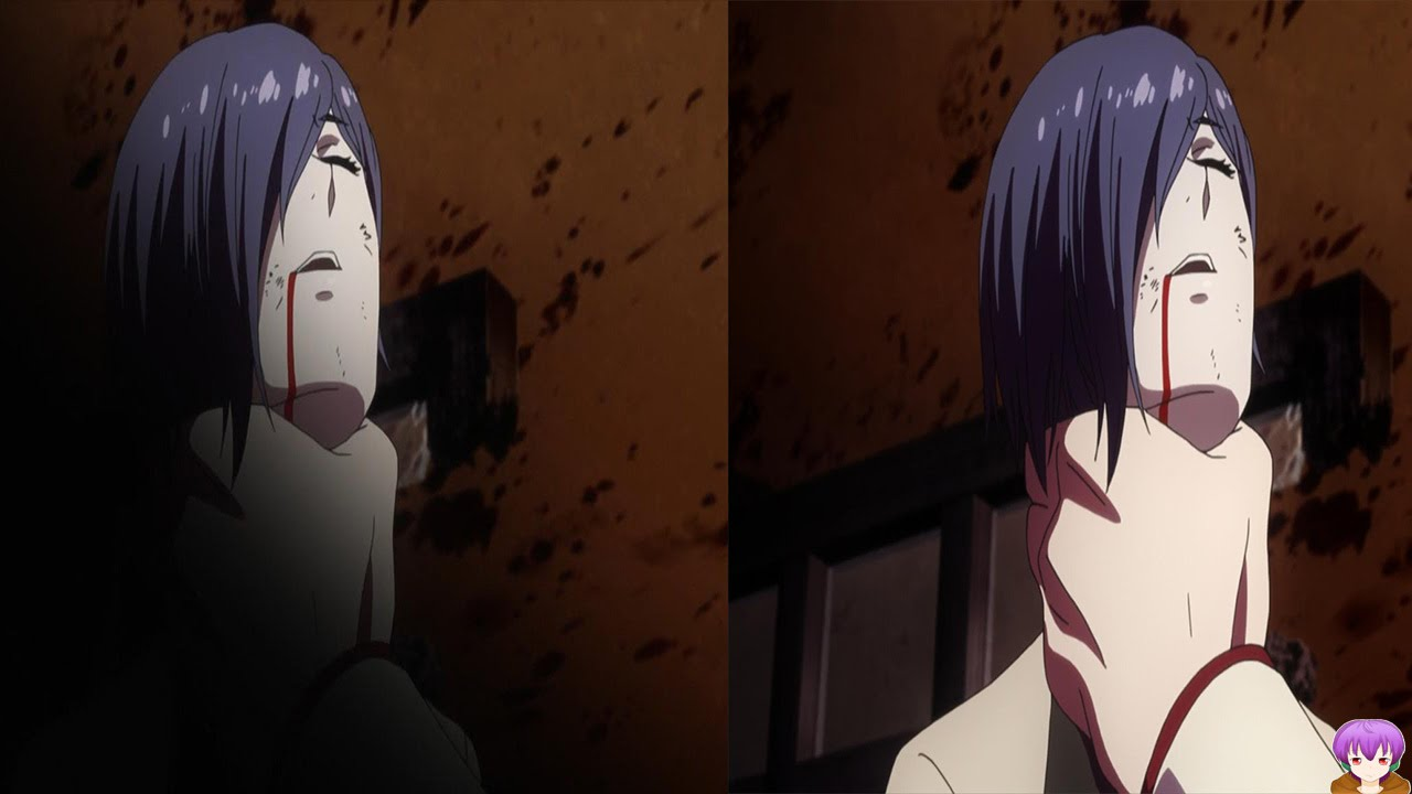 Download Tokyo Ghoul Episode 10,11, & 12 Uncensored and Censored Comparison Part 4 Review 東京喰種-トーキョーグール-