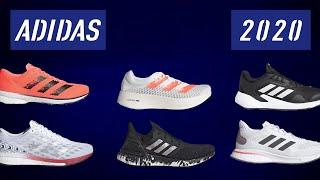 Беговые ADIDAS 2020. Обзор и Сравнение всех моделей. ULTRABOOST vs SOLARBOOST vs SL20 VS ADIZERO PRO - Видео от RUN FAQ